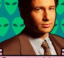 Foxy Mulder Sticker