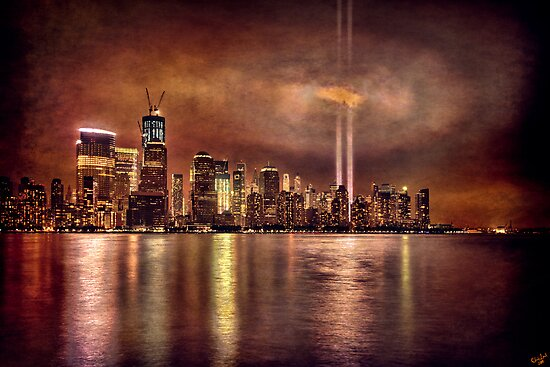 September 11th 2011, Downtown Manhattan by Chris Lord