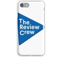 The Review Crew iPhone Case/Skin