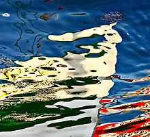 Reflets portuaires by cclaude