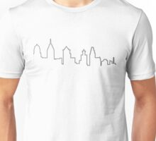 Philadelphia Philly Skyline Unisex T-Shirt