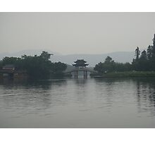 Shang Hai Famous Garden - China Photographic Print