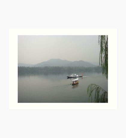 Shang Hai Famous Garden #3 - China Art Print