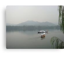 Shang Hai Famous Garden #3 - China Canvas Print