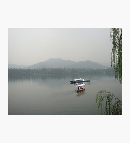 Shang Hai Famous Garden #3 - China Photographic Print