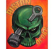 Piston Broke Photographic Print