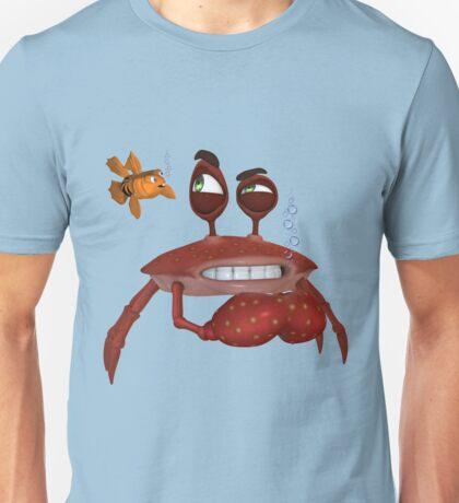 Keeping my eyes on you Unisex T-Shirt