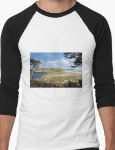 Loe Bar Cornwal Men's Baseball ¾ T-Shirt