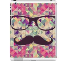 vintage glasses iPad Case/Skin