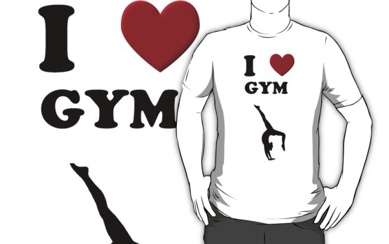 I love Gym by mactosh