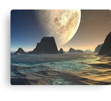 From A Distant Shore Canvas Print