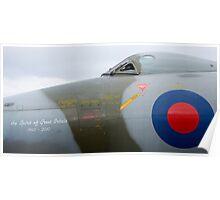 Avro Vulcan B-2 Poster
