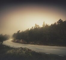 The roads we travel by HappyMelvin