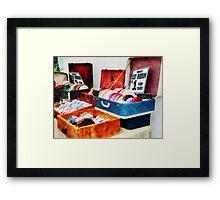 Ribbons For Sale Framed Print
