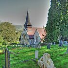 Westcott Church by paradox0076