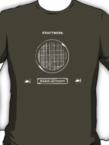 Kraftwerk - Radio-Activity T-Shirt