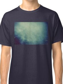 Smoke Texture with Paper Texture 5 Classic T-Shirt