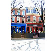 Kildare's Shadow Photographic Print