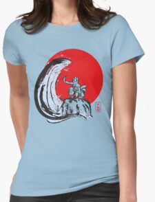 Aang Womens Fitted T-Shirt