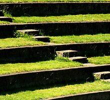 Steps ~ Part One by artisandelimage