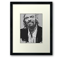 Richard Branson Framed Print