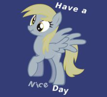 Derpy, Have a nice day by Obler