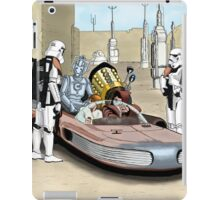 These Aren't the Droids You're Looking For iPad Case/Skin