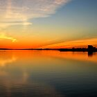 Fire in the Sky - Prince Edward Island by Caites