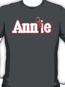 Little Orphan Annie Skywalker T-Shirt