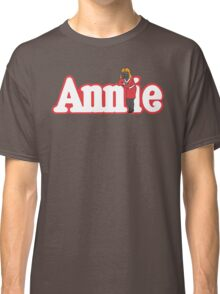 Little Orphan Annie Skywalker Classic T-Shirt
