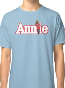 Little Orphan Annie Skywalker Classic T-Shirt