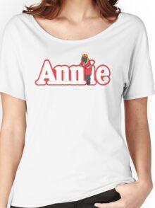Little Orphan Annie Skywalker Women's Relaxed Fit T-Shirt