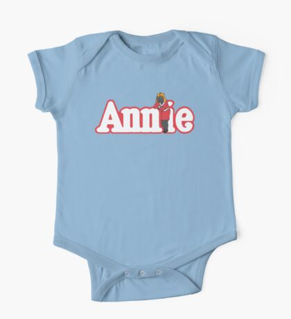 Little Orphan Annie Skywalker One Piece - Short Sleeve