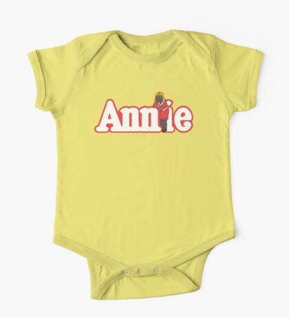 Little Orphan Annie Skywalker One Piece - Short Sleeve
