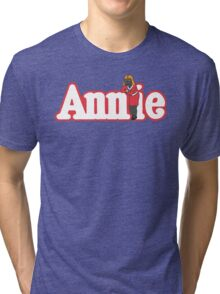 Little Orphan Annie Skywalker Tri-blend T-Shirt