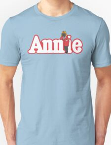 Little Orphan Annie Skywalker Unisex T-Shirt
