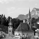I send you a postcard from Salzburg by bubblehex08