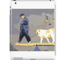 parallels iPad Case/Skin