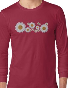For the love of Daisies! Long Sleeve T-Shirt