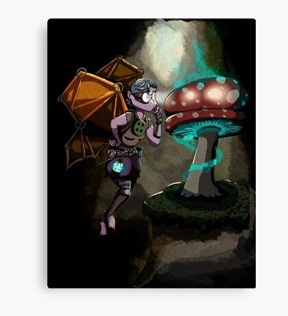Steampunk Fairy Canvas Print