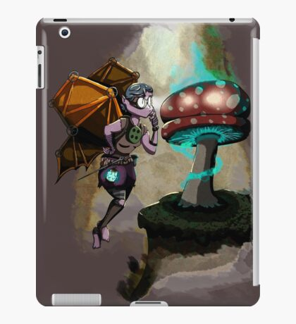 Steampunk Fairy iPad Case/Skin