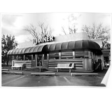 West Chester Diner Poster