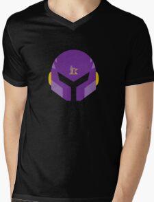 Maverick Vile Helmet  Mens V-Neck T-Shirt
