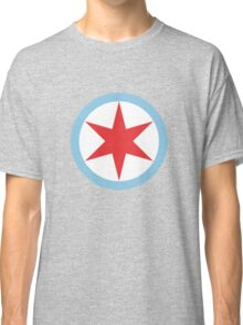 Captain Chicago (Dirty) Classic T-Shirt
