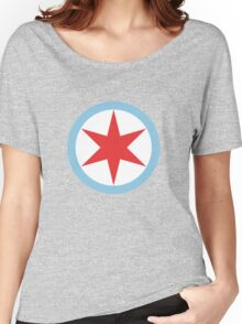 Captain Chicago (Dirty) Women's Relaxed Fit T-Shirt