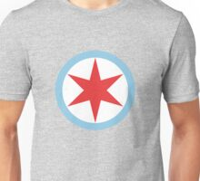 Captain Chicago (Dirty) Unisex T-Shirt
