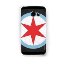 Captain Chicago (Dirty) Samsung Galaxy Case/Skin