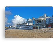 Tate Gallery St Ives Cornwall Canvas Print