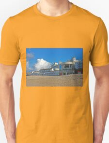 Tate Gallery St Ives Cornwall Unisex T-Shirt