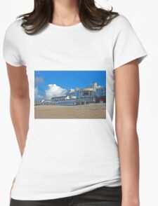 Tate Gallery St Ives Cornwall Womens Fitted T-Shirt